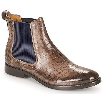 Chaussures Femme Boots Melvin & Hamilton AMELIE 12 Marron
