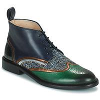 Chaussures Femme Boots Melvin & Hamilton SALLY 30 Marron