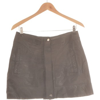 Vêtements Femme Jupes La Redoute Jupe Courte  38 - T2 - M Noir