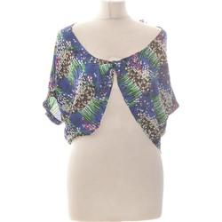 Vêtements Femme Tops / Blouses Ichi Blouse  38 - T2 - M Bleu