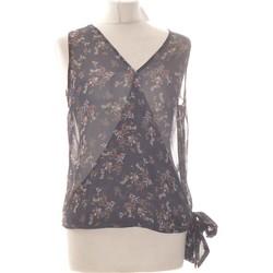 Vêtements Femme Débardeurs / T-shirts sans manche School Rag Débardeur  36 - T1 - S Bleu