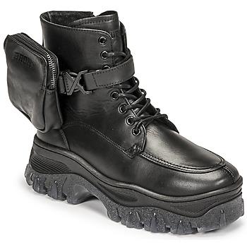 Chaussures Femme Boots Bronx JAXSTAR MID Noir