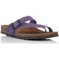 Chaussures Femme Mules Interbios 7119 Violet