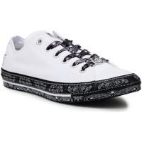 Chaussures Femme Baskets basses Converse Chuck Taylor All Star OX 162235C biały, czarny