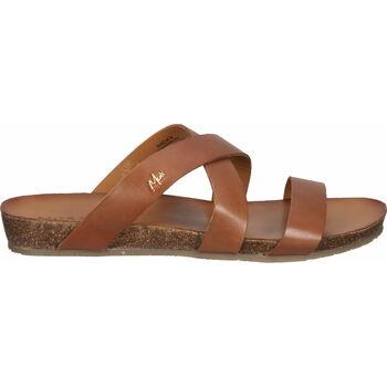 Chaussures Femme Sandales et Nu-pieds Mexx Mules Tan