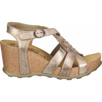 Chaussures Femme Polo Ralph Lauren Fly London Sandales Gold