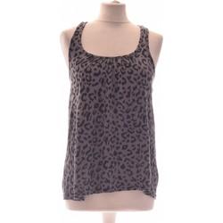 Vêtements Femme Débardeurs / T-shirts sans manche New Look Débardeur  36 - T1 - S Gris