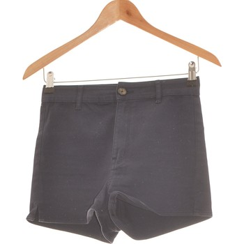 Vêtements Femme Shorts / Bermudas H&M Short  36 - T1 - S Bleu