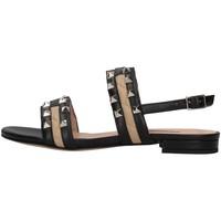 Chaussures Femme Sandales et Nu-pieds Albano 8116 NOIR