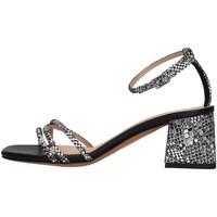 Chaussures Femme Sandales et Nu-pieds Albano 8077 BLANC