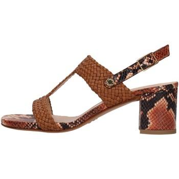 Chaussures Femme Sandales et Nu-pieds Albano 8074 CUIR