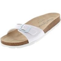 Chaussures Femme Sandales et Nu-pieds Pepe jeans Oban blanc lady Blanc