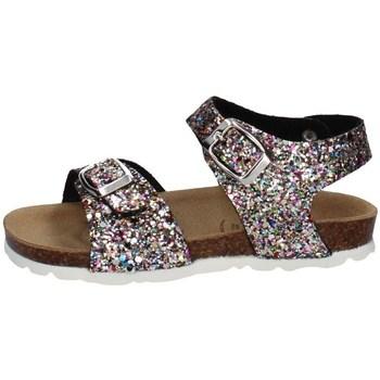 Chaussures Fille Sandales et Nu-pieds Evoca EJ306A MULTICOLORE