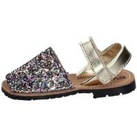 Chaussures Fille Sandales et Nu-pieds Evoca TIA MULTICOLORE