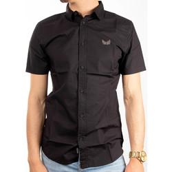 Vêtements Homme Chemises manches courtes Kaporal Fota Noir