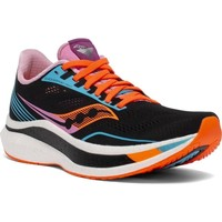 Chaussures Femme Running / trail Saucony Endorphin Pro Noir