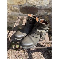 Chaussures Femme Boots As98 Boots AS98 Kaki