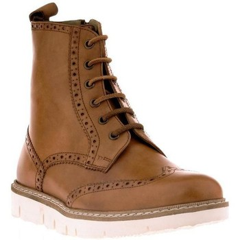 Chaussures Homme Bottes Dillinger 99184CUOIO Cuoio