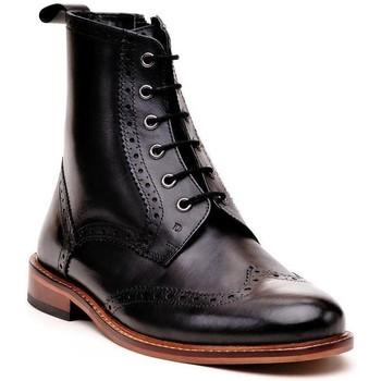 Chaussures Homme Bottes Dillinger 9977601 Noir