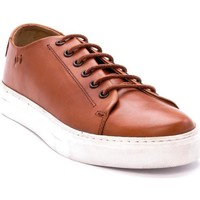 Chaussures Homme Baskets basses Dillinger 99199MARRON CUIR Cuoio