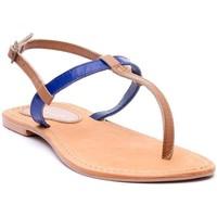 Chaussures Femme Tongs Best Mountain 9985301 Bleu