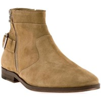 Chaussures Homme Boots Dillinger 99200BEIGE Beige