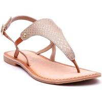 Chaussures Femme Tongs Best Mountain 9984601 Marron