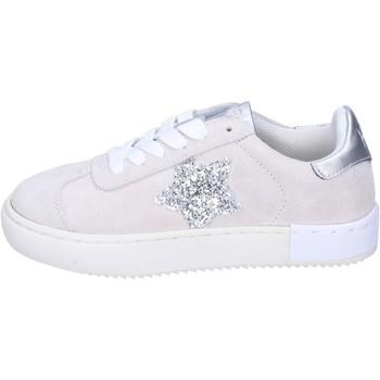 Chaussures Fille Baskets basses Holalà BH11 Blanc