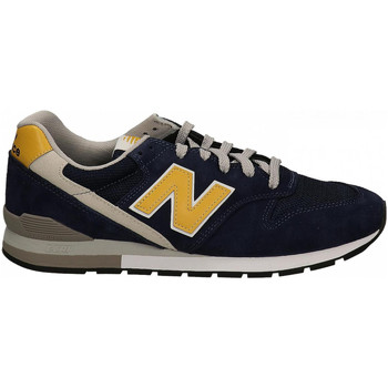 Chaussures Homme Fitness / Training New Balance NB LIFESTYLE blue-yellow