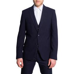 Vêtements Homme Vestes / Blazers Antony Morato MMJS00001-FA650244 bleu