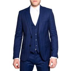 Vêtements Homme Vestes / Blazers Antony Morato MMJS00001-FA650243 bleu