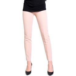 Vêtements Femme Chinos / Carrots Sandro Ferrone S39XBAURSULA rose