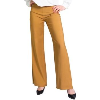 Vêtements Femme Pantalons de costume Akè F646XBAYING Beige