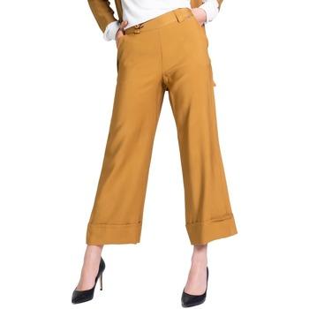 Vêtements Femme Pantalons de costume Akè F646XBAWEN Beige