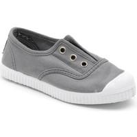 Chaussures Fille Baskets mode Cienta 70997 Gris