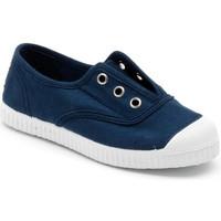 Chaussures Fille Baskets mode Cienta 70997 Bleu