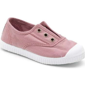 Chaussures Fille Baskets mode Cienta 70997 Rose