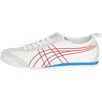 Chaussures Homme Baskets basses Onitsuka Tiger 1183A349 Blanc/Rouge