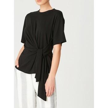 Vêtements Femme Tops / Blouses Smart & Joy Canneberge Noir