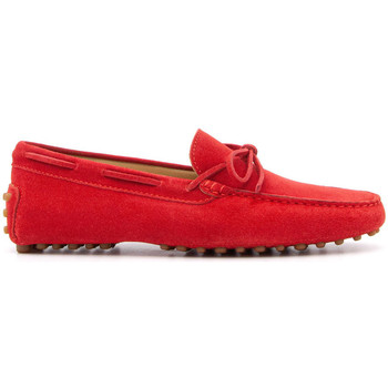Chaussures Homme Mocassins Il Mocassino 5512-ROSSO ROSSO
