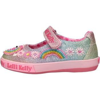 Chaussures Fille Baskets mode Lelli Kelly - Rainbow multi LK 1082-GX02 ROSA