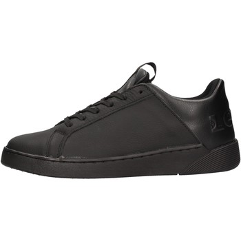 Chaussures Homme Baskets basses Levi's - Sneaker nero MULLET NERO