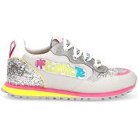 Chaussures Enfant Baskets basses Liu Jo - Sneaker argento WONDER 10 ARGENTO