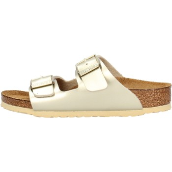 Chaussures Enfant Mules Birkenstock - Arizona oro 1014841 ORO