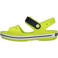 Chaussures Enfant Sandales et Nu-pieds Crocs - Crocband sand k verde 12856-3TX VERDE