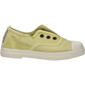 Chaussures enfant Natural World - Scarpa elast verde 470E-675