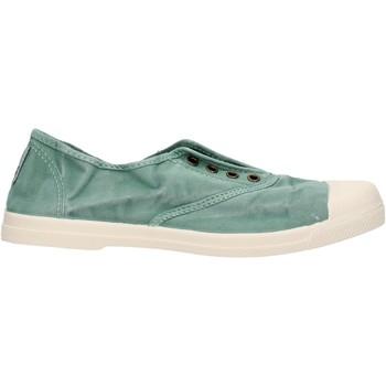 Chaussures Garçon Baskets basses Natural World - Sneaker verde 102E-689 VERDE