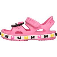 Chaussures Enfant Sandales et Nu-pieds Crocs - Disney minnie rosa 206170-669 ROSA