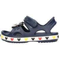 Chaussures Enfant Sandales et Nu-pieds Crocs - Disney mickey mouse blu 206171-410 BLU