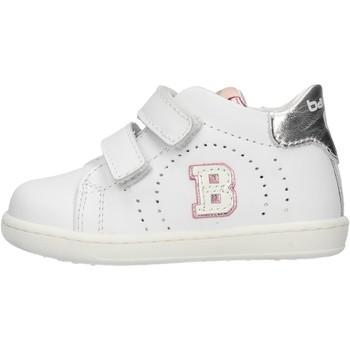 Chaussures Enfant Baskets basses Balducci - Polacchino bianco CITA4500 BIANCO